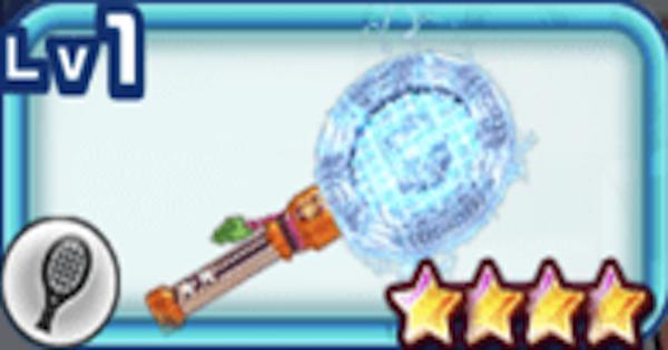 【白猫テニス】超電磁コインラケットの評価 | 御坂美琴モチーフラケット【白テニ】