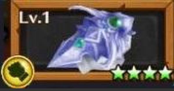 【白猫】白銀の拳の評価 | 茶熊クライヴモチーフ武器