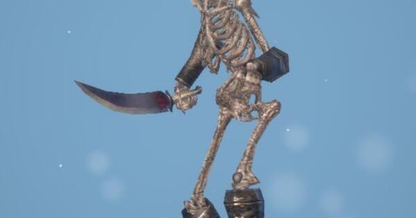 【イカロスM】骸骨操舵手の評価と証の入手方法【ICARUS M】