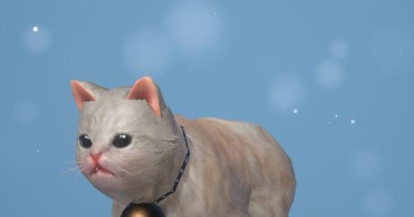 【イカロスM】大粒白猫の評価と証の入手方法【ICARUS M】