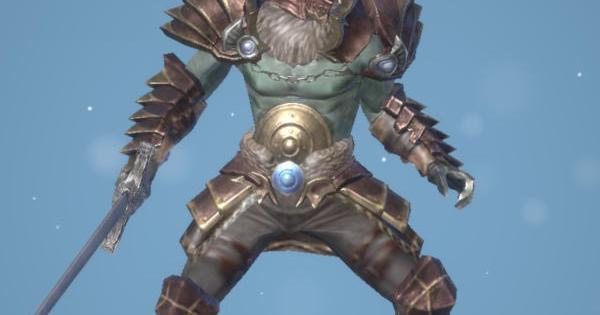 【イカロスM】氷城の守護戦士の評価と証の入手方法【ICARUS M】
