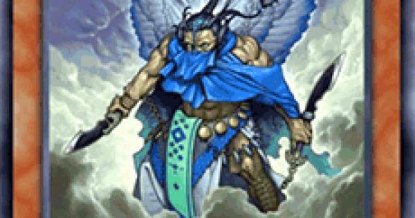 【遊戯王デュエルリンクス】霞の谷の戦士の評価と入手方法