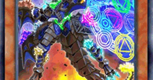 【遊戯王デュエルリンクス】魔晶龍ジルドラスの評価と入手方法