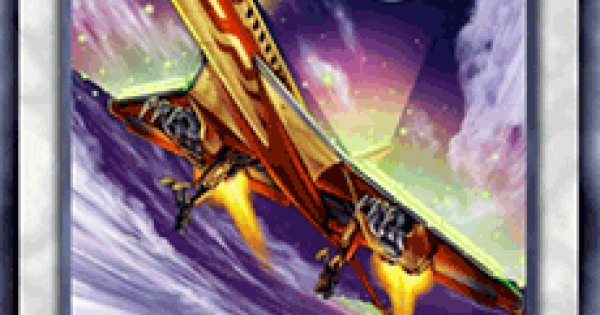 【遊戯王デュエルリンクス】幻獣機コンコルーダの評価と入手方法