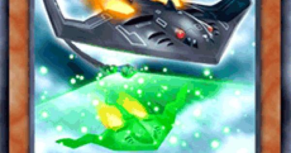 【遊戯王デュエルリンクス】幻獣機レイステイルスの評価と入手方法