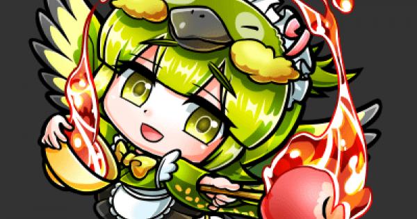 翔獣王・リンゴ飴ジロの評価とステータス