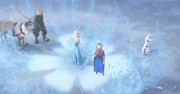 【キングダムハーツ3】アレンデール(アナと雪の女王)の攻略チャートとあらすじ【KH3】