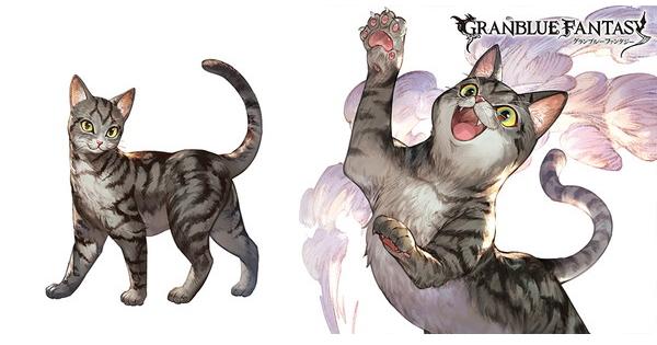 【グラブル】『猫』の評価/猫の名前の選択肢一覧【グランブルーファンタジー】