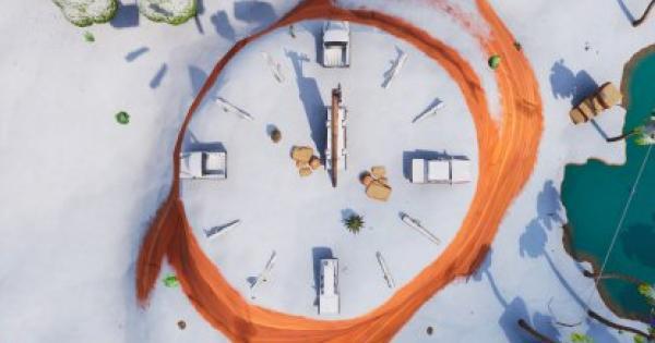 【フォートナイト】「日時計の上でダンスする」チャレンジ攻略【FORTNITE】