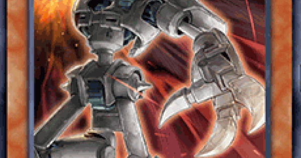 【遊戯王デュエルリンクス】古代の機械巨人-アルティメットパウンドの評価と入手方法