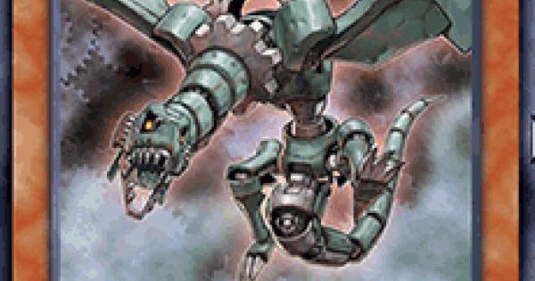 【遊戯王デュエルリンクス】古代の機械飛竜の評価と入手方法