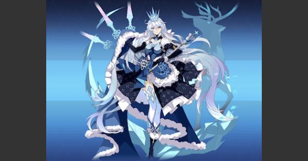 【崩壊3rd】空の律者・氷の女王の評価と装備おすすめキャラ