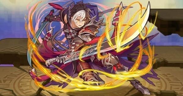【サモンズボード】黒衣の騎士ロジェロの評価と使い方