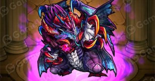 【モンスト】ダークドラゴンの最新評価!適正クエストとわくわくの実