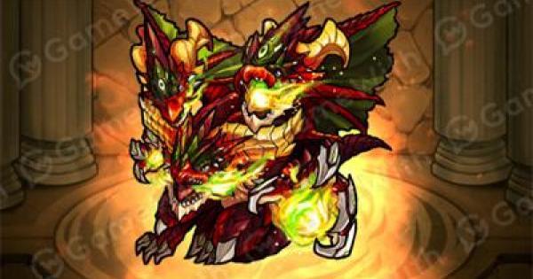 【モンスト】ファイアードラゴンの最新評価!適正神殿とわくわくの実