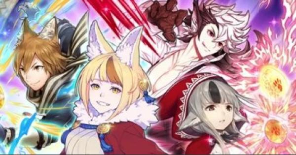 【FEH】「妖狐の親子、ガルーの親子」ガチャの当たりキャラまとめ【FEヒーローズ】