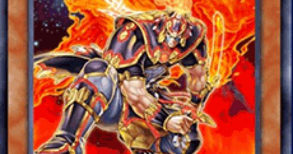 【遊戯王デュエルリンクス】暗炎星-ユウシの評価と入手方法