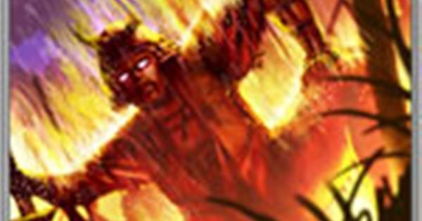 【戦国炎舞】存亡の迫檄の性能   後衛スキル【戦国炎舞-KIZNA-】