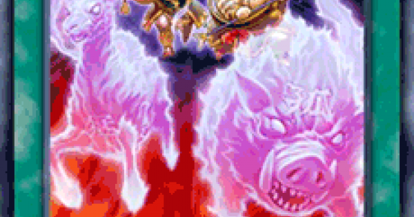【遊戯王デュエルリンクス】炎舞-「揺光」の評価と入手方法