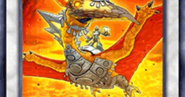 【遊戯王デュエルリンクス】ラヴァルバル・ドラグーンの評価と入手方法