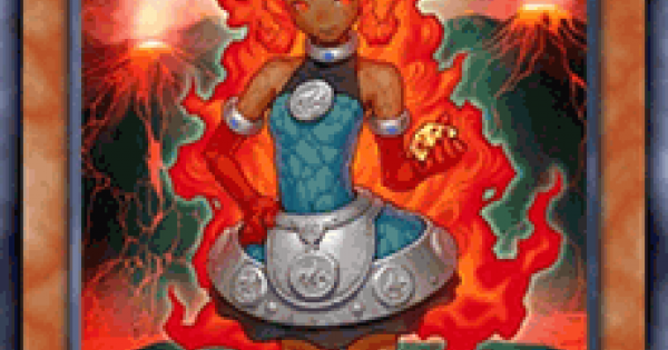 【遊戯王デュエルリンクス】ラヴァル炎火山の侍女の評価と入手方法
