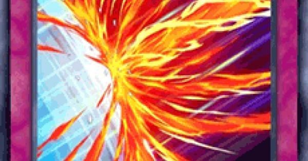 【遊戯王デュエルリンクス】クリムゾン・ヘルフレアの評価と入手方法