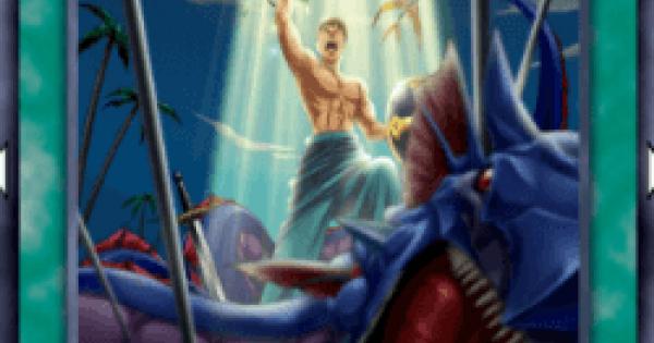 【遊戯王デュエルリンクス】ブレイクドローの評価と入手方法