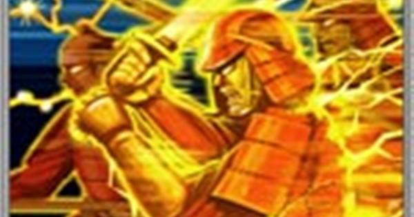 【戦国炎舞】電光石火の性能 | 奥義【戦国炎舞-KIZNA-】