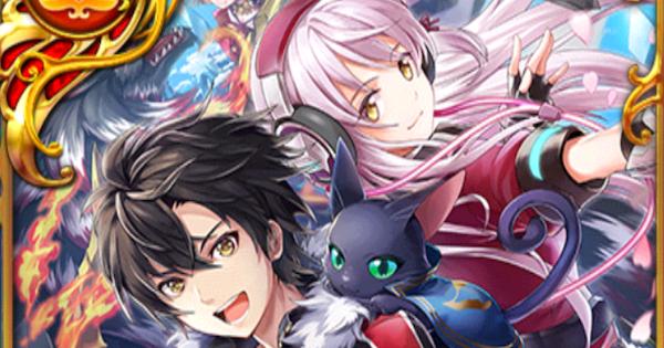 【黒猫のウィズ】キワム&ヤチヨ(6周年記念)の評価