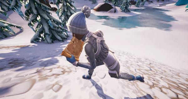 【フォートナイト】黄金のお宝を手に入れろ!「埋められたの地図」の特徴と使い方【FORTNITE】