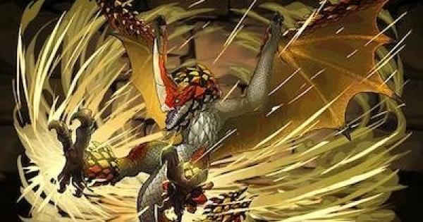 【パズドラ】セルレギオスの評価!おすすめ超覚醒と潜在覚醒|モンハンコラボ