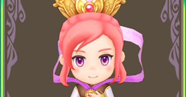 【ファンタジーライフオンライン】アマネの評価とスキル・ステータス【FLO】