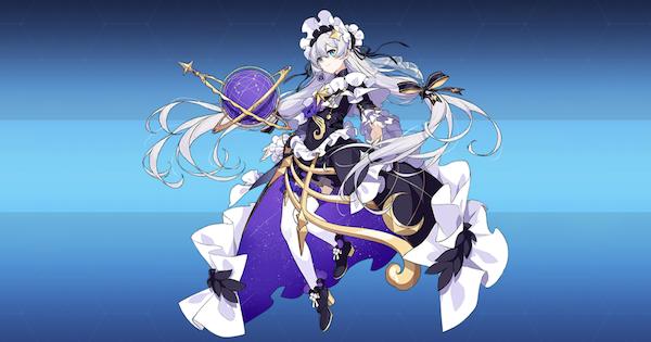 【崩壊3rd】テレサ星の少女(聖痕)の評価と装備おすすめキャラ
