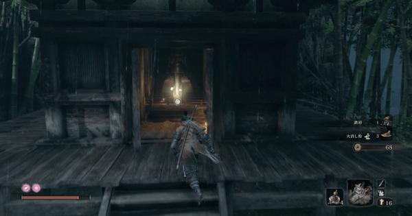 【SEKIRO】三重の塔への行き方と入手アイテム【隻狼】
