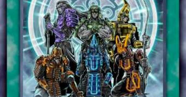 【遊戯王デュエルリンクス】六武衆の結束の評価と入手方法