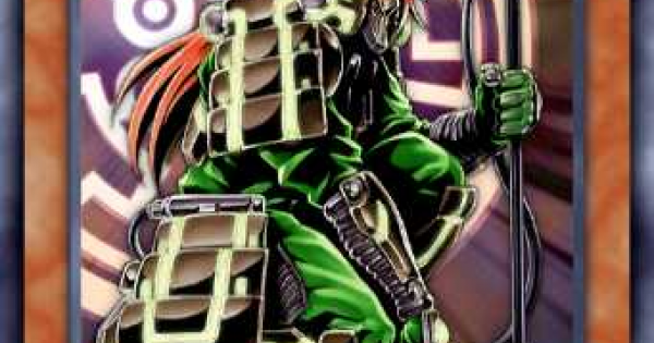 【遊戯王デュエルリンクス】六武衆の影武者の評価と入手方法