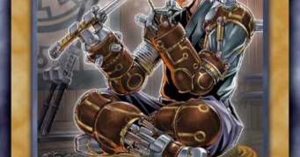 【遊戯王デュエルリンクス】六武衆の侍従の評価と入手方法