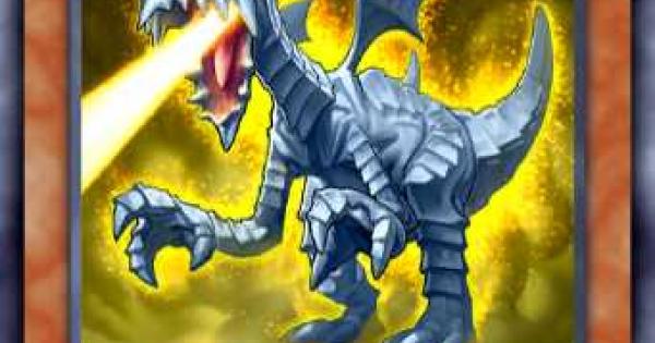 【遊戯王デュエルリンクス】超古代恐獣の評価と入手方法