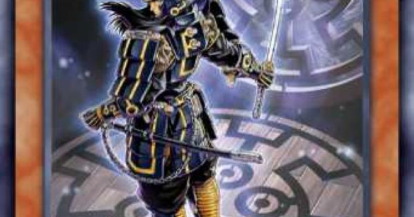 【遊戯王デュエルリンクス】真六武衆キザンの評価と入手方法