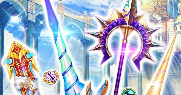 【白猫】蒼空の竜騎士2の交換すべき当たり武器ランキング