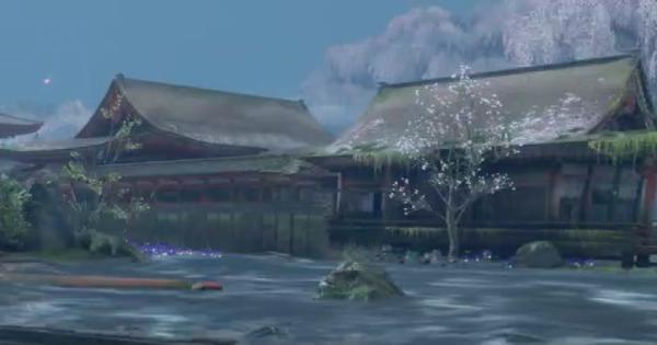 朱の橋〜水生の御屋敷の攻略チャート