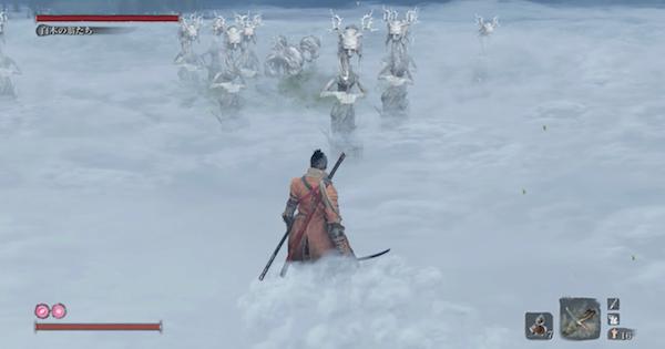 【SEKIRO】宮の内裏〜神域の攻略チャート | 桜竜戦まで【隻狼】