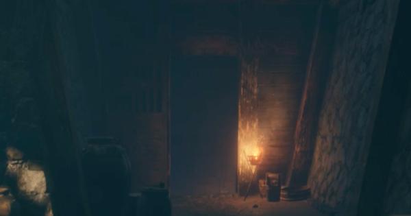 【SEKIRO】捨て牢入り口〜地下水路の攻略チャート【隻狼】