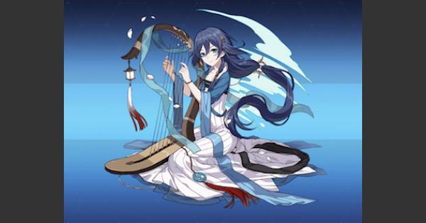 【崩壊3rd】フカ・楽師(聖痕)の評価と装備おすすめキャラ