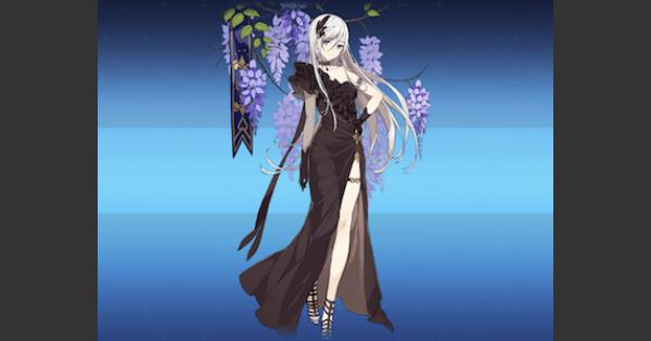 セシリア・ドレスの評価と装備おすすめキャラ