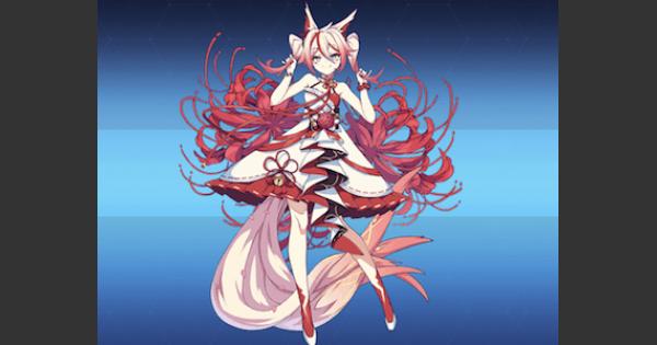 【崩壊3rd】緋玉丸・ドレスの評価と装備おすすめキャラ