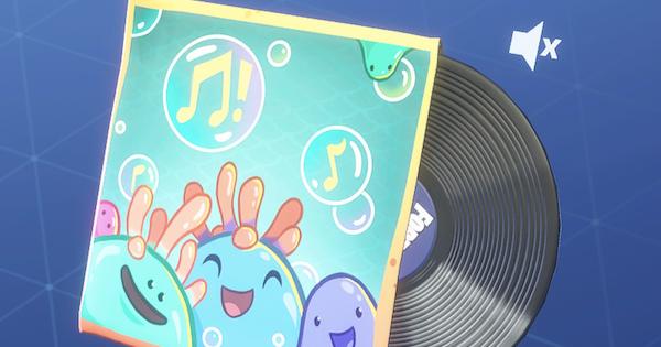 【フォートナイト】ミュージック「コーラルコーラス」の情報【FORTNITE】