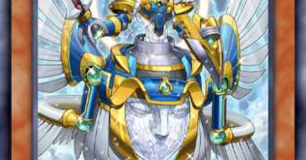 【遊戯王デュエルリンクス】天空聖騎士アークパーシアスの評価と入手方法