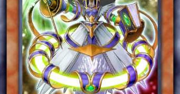 【遊戯王デュエルリンクス】天空賢者ミネルヴァの評価と入手方法