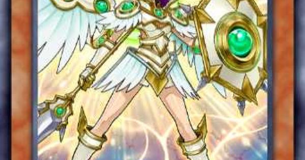 【遊戯王デュエルリンクス】力天使ヴァルキリアの評価と入手方法